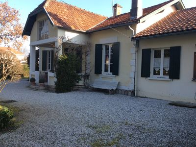 Photo for 5BR Villa Vacation Rental in Lanton, Nouvelle-Aquitaine