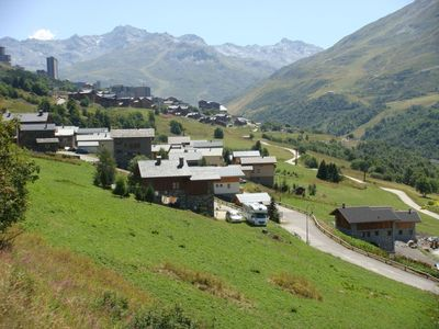 Photo for CHALET LE CHOUCAS Chalet in quiet village with DIRECT access to the slopes 2p