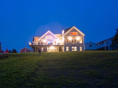 Photo for A Surfers Dream - Custom Built Timber Frame Ocean Front Retreat