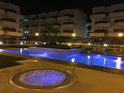 Photo for 2BR Apartment Vacation Rental in Campoamor