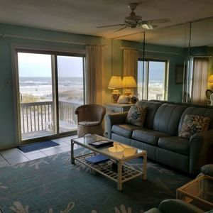 Photo for Ocean Reef 903 Alabama Gulf Coast Beach Front 3br Townhome