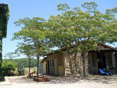 Photo for Holiday house Torgiano for 2 - 4 persons with 1 bedroom - Farmhouse