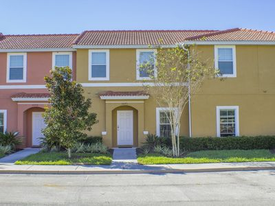 Photo for Modern Bargains - Encantada Resort - Feature Packed Relaxing 2 Beds 2.5 Baths Townhome - 3 Miles To Disney