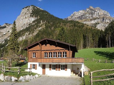 Photo for Apartment Chalet Bergmandli  in Engelberg, Central Switzerland - 8 persons, 4 bedrooms