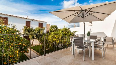Photo for Holiday Home Costa Llobera 2 with Mountain View, Wi-Fi, Air Conditioning & Garden; Parking Available