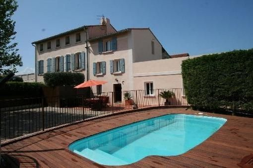 Big house with swimming pool and garden HomeAway Perpignan