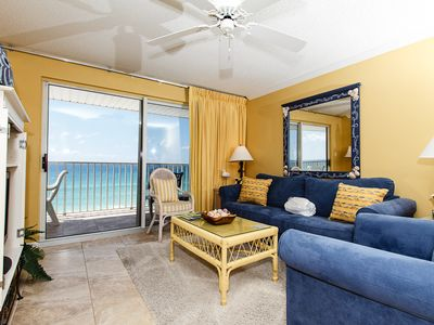 Photo for The Palms 502: Fantastic beach front, 2KING BEDS, FREE beach srvce+snorkeling