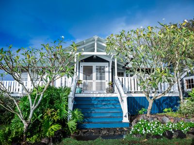 Photo for Ocean view Plantation Home on Hawaiian Ranch