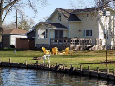 Photo for Beautiful 3 Bedroom, 2 bath Waterfront at Bluff Lake