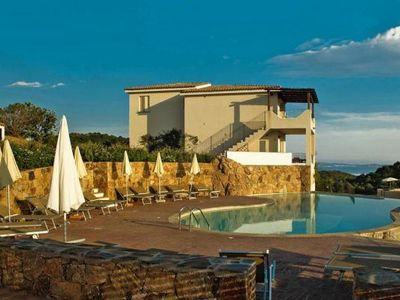 Photo for Holiday residence Ea Bianca, Baja Sardinia  in Gallura - 8 persons, 3 bedrooms