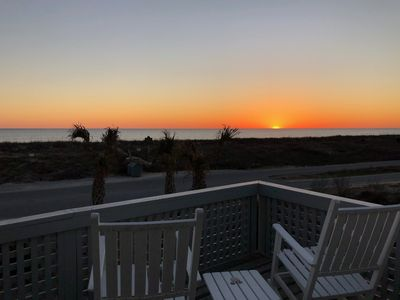 Photo for Panoramic Ocean Views & Incredible Sunsets! -- 3 BR / 3 BA -- Oceanfront Villa