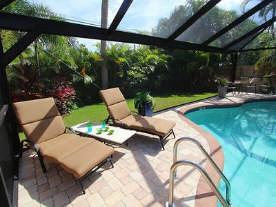 Photo for Paradise in the Sun -3 bedrooms, 2 bathrooms with pool!