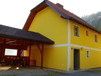 Photo for House in Pernegg an der Mur with Parking, Internet, Washing machine, Garden (33531)