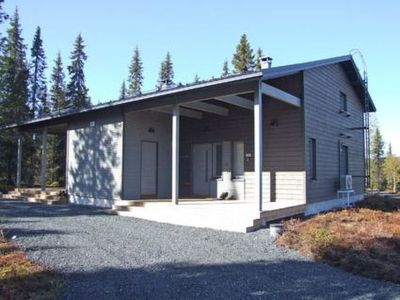 Photo for Vacation home Villa vuosseli a 1 in Kuusamo - 8 persons, 2 bedrooms