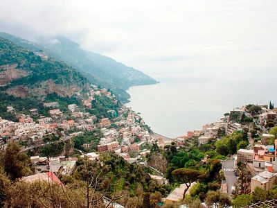 Photo for House in the center of Positano with Internet, Washing machine, Air conditioning, Garden (322773)