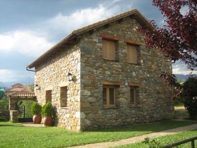 Photo for Cleto houses for 8 people in the Aragonese Pyrenees