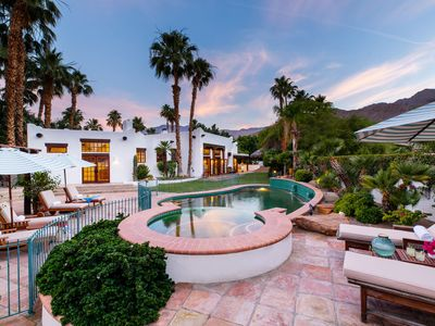 Photo for Spanish Resort Style Home w/ 8 BDR & Gorgeous Pool & Fire Pit by AvantStay