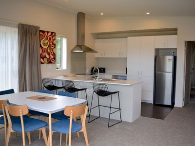 Photo for Red Robin is a 4 bed 2 bathroom Martinborough Brand New Holiday Home