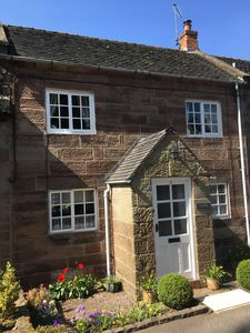 Photo for Gorgeous stone cottage in the heart of the historic village of Alton (Staffs)