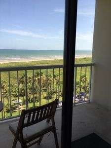 Photo for OCEANFRONT - Gorgeous Views of Beach & Pool! Sleek & Modern- 5 star resort-#509