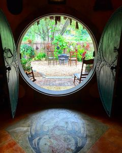 Adventure awaits you inside and outside the door!!