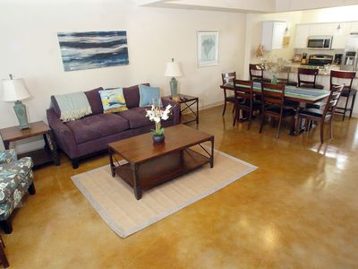 Photo for New! Fully Furnished 3 Bedroom 2 1/2 Bath Townhouse * Sleeps 8! * Pets Welcome