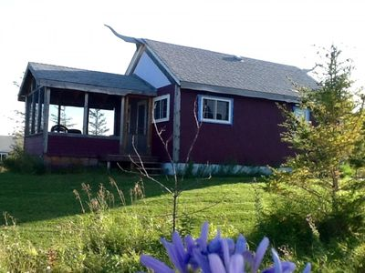 Photo for The Alfalfa Cabin - Charming 2 bedroom accommodation near Riding Mountain National Park