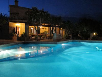 Photo for Holidays - Balearic Island - Private Pool - Relax