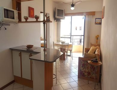 Photo for Apartment on the court of the sea, 1 bed. Balcony with barbecue!