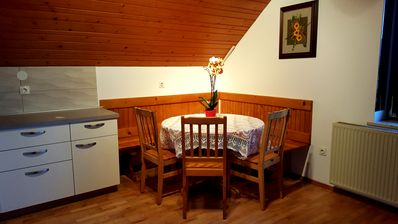 Photo for Apartments MARIA - best stay in Bled, step from Bled 's lake and Vintgar george
