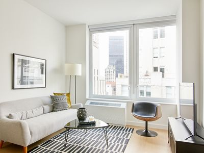 Photo for Charming 1BR in FiDi by Sonder