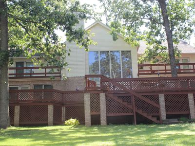 Photo for GRAND LAKE WATER FRONT 3500 SQ FT MULTI FAMILY HOME