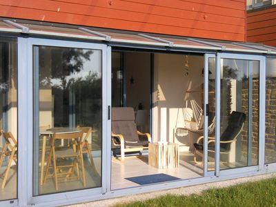 Photo for Apartment in Roscoff on the beach, near Thalasso