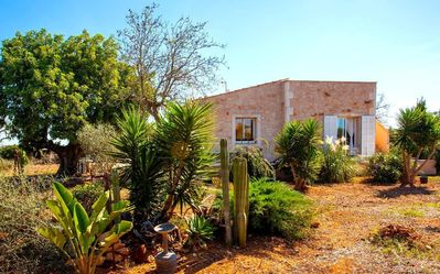Photo for Cala Mondrago holiday house for 1 - 4 people with 2 bedrooms - Holiday home