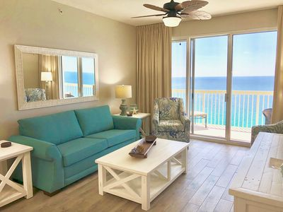 Photo for Spring Weather is here! 2 bedrm w/ Bunk Rm. Beach Chair Service INCLUDED 🏖