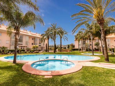 Photo for Apartment Golden Gardens  in Jávea, Costa Blanca - 6 persons, 3 bedrooms