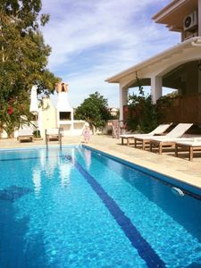 Photo for Villa Kotare - a private 6-bedroom villa with Salt Water Pool and jacuzzi