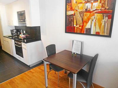 Photo for Apartment in the center of Leukerbad with Lift, Parking, Internet, Washing machine (49655)