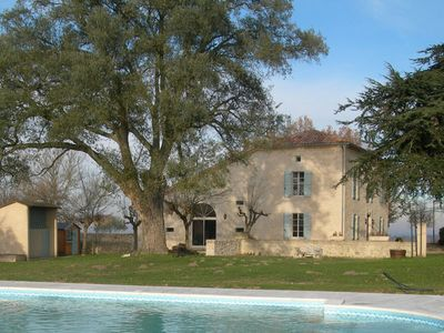 Photo for 5BR House Vacation Rental in Gazaupouy, Pays d'Armagnac