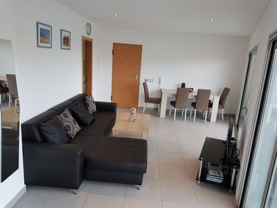 Photo for AT028 Modern Beautiful 2 bedroom apartment 5 minutes walk from the beach
