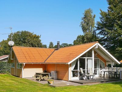 Photo for Captivating Holiday Home in Glesborg with Sauna
