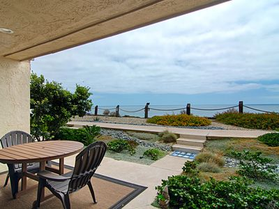 Photo for Stunning Ocean Front Condo with Forever Views!!