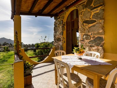 Photo for Independent Villa with garden, wifi, airco!