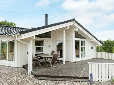 Photo for Modern Holiday Home in Jutland Denmark with Terrace