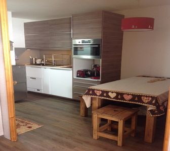 Photo for Les Coches / Plagne Tarentaise resort center apartment comfort 4/5 pers
