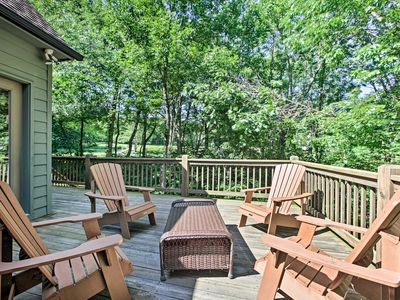 Photo for NEW! Wintergreen Resort Home w/ Golf Course View!