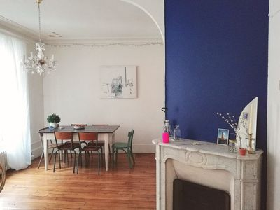 Photo for Charming 2 rooms, 18th, 10 min walk from the Sacré Coeur