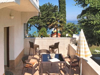 Photo for Holiday apartment close to the beach - Apartment Mario