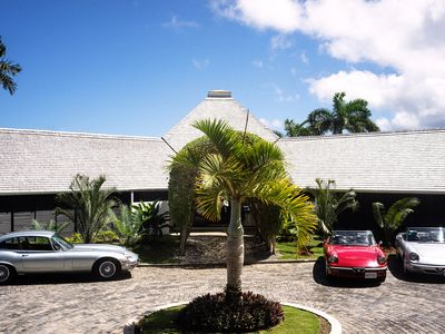 Photo for Luxe 4-Bedroom Panorama Villa/Access to Geejam Hotel