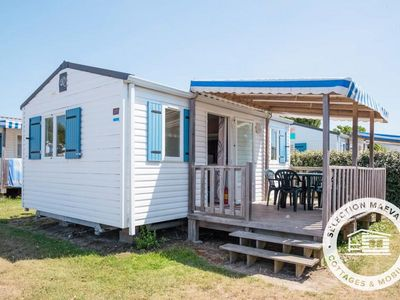 Photo for Camping L'Océan ***** - Maeva Camping - Mobile Home Leisure 3 Rooms 4 People